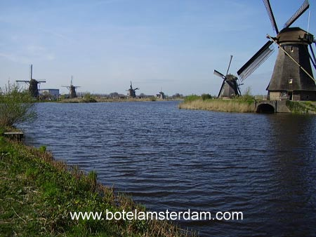 Mills in Holland